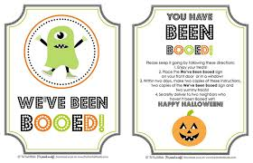 Poems About Halloween That Rhymes by It U0027s Written On The Wall 16 Versions You U0027ve Been Booed Fun