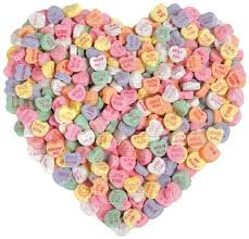 valentines heart candy 274 best conversation hearts images on