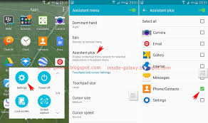 contacts app for android no no gain samsung galaxy s5 how to enable and use
