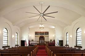 oversized fan large black ceiling fan extra large fan big