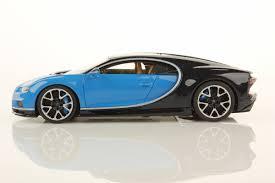 blue bugatti bugatti chiron 1 43 looksmart models