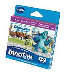 vtech innotab software monsters university amazon uk toys