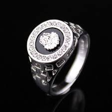 Superhero Wedding Rings by Aliexpress Com Buy Brand New High Quality Cz Crystal Superhero