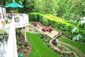 Steep Hill Backyard Ideas Steep Hill Landscaping Ideas Hill Landscaping Steep Hill Backyard