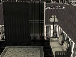 Victorian Curtains Mod The Sims The Victorian U0026 Gothic Curtains
