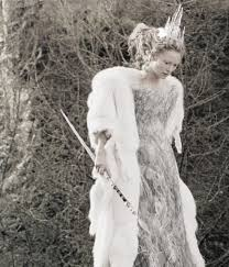 tilda swinton as the white witch in the chronicles of narnia the