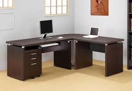 L Shaped Desk With Left Return Strikingly Beautiful Home Office Desks L Shaped For Compact Desk