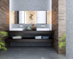 contemporary bathroom designs with large interiors in photos of