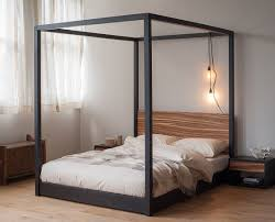 Poster Frame Ideas by 4 Post Bed Frame