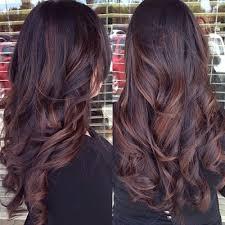 Frisuren Lange Haare Farbe by Die Besten 25 Strähnchen Für Dunkle Haare Ideen Auf