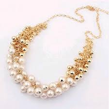 trendy pearl necklace images Beautiful gold and pearl necklace trendy rings and things llc jpg