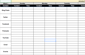 the complete guide to choosing a content calendar screen shot 2014