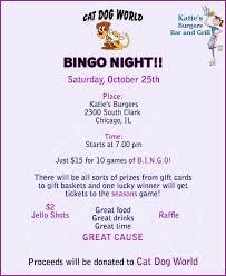 10 great ideas to organize a bingo fundraiser