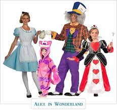 alice in wonderland family halloween costumes halloween costumes for the family mylitter one deal at a time