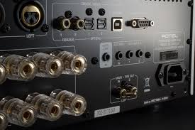 best preamp for home theater rotel ra 1570 review and rating digital trends