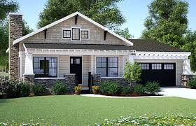 one bungalow house plans plan 18267be simply simple one bungalow bungalow prints