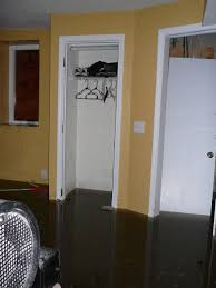 flooded basement and what to do guides home design