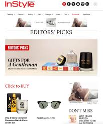 Gift Ideas For Him Instyle Com - blog villa and stone