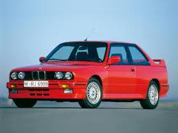 Bmw M3 1980 - automotive database bmw m3 e30