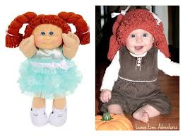 Halloween Baby Doll Costumes Simple Cabbage Patch Doll Costume