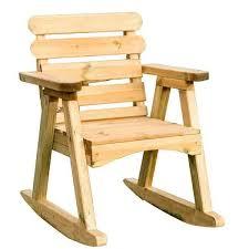 rattan garden rocking chairs wayfair co uk