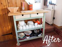 Kitchen Island Makeover Ideas My Kitchen Island Makeover On The Ikea Forhoja Diy Pinterest