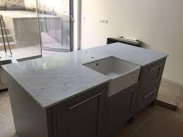 calcutta marble laminate worktop floor decoration