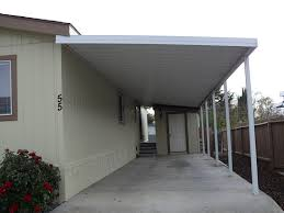 Mobile Home Carport Awnings Turn Key Accessories Quality Manufactured Home Services