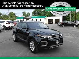 used black land rover for sale edmunds