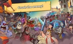 download game farm village mod apk revdl hustle castle fantasy kingdom 1 4 1 apk mod always win for