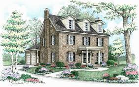 Historic Colonial House Plans 5 Bedroom 3 Bath Colonial House Plan Alp 03dw Allplans Com