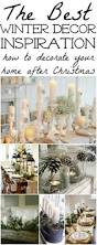 winter decorations winter table ideas more liz marie blog the best winter decor inspiration how to decorate after you take down all of your