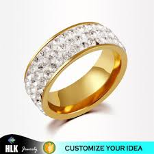 crystal pave rings images Fashion jewellery crystal pave ab mud color polymer clay gold jpg