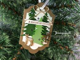 2017 christmas ornament series project 1 by jenny hall at www