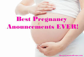 i m best pregnancy announcements