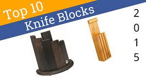 10 best knife blocks 2015 youtube