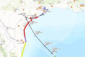 Texas Coast Map Gulf Coast Braces For Hurricane Harvey Direct Relief Ready To