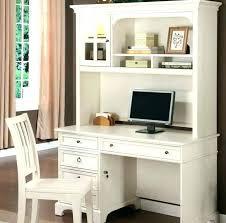 small white secretary desk white secretary desk with hutch ghanko com