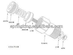 Faucet Flow Restrictor Water Flow Restrictor Faucet Spare Parts Faucet Aerator Celular