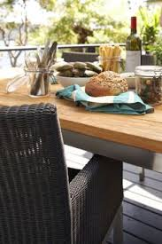 Eco Outdoor Furniture by Eco Outdoor Rivoli Dining Chair And Macleay Table Outdoor