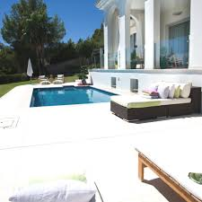 Modern Home Design Exterior 2013 Mediterranean Spanish Retreat With An Inviting Design Throughout