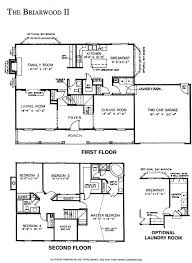 Briarwood Homes Floor Plans Avondale Custom Homes New Home Construction St Charles County Mo