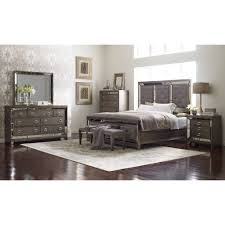 lenox upholstered bedroom set by avalon furniture home gallery