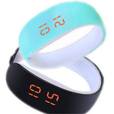 bracelet digital watches images Unisex digital watches boys girls running from eudoragift jpg
