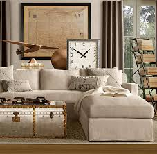 restoration hardware light couch google search house u0026 home