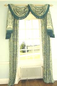 Height Of Curtains Inspiration Swags Galore Kitchen Curtains Window Valances For Kitchen Medium