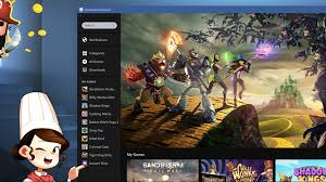 gameroom is facebook u0027s social gaming answer to steam alphr