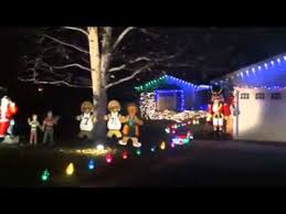 Candy Cane Lane Woodland Hills California Christmas Lights Houses