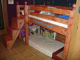 Making Wooden Bunk Beds by 24 Best Loft Bed Plans Images On Pinterest 3 4 Beds Loft Bed