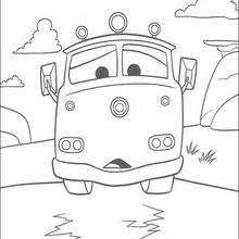 colouring pages lightning mcqueen funycoloring